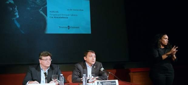 Presentación de la temporada de otoño del Teatro Guimerá