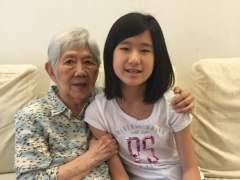 Una joven inventa una aplicación para que los enfermos con alzhéimer puedan reconocer a sus familiares