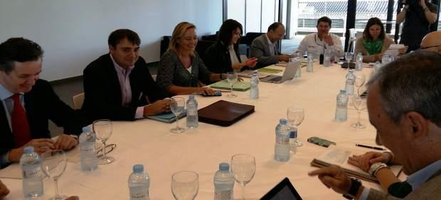 Gastón ha presidido el Consejo de Administración de Mortoland