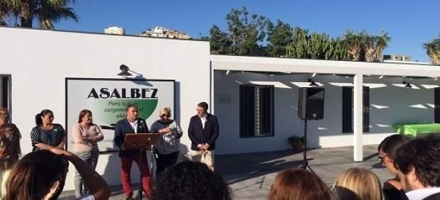 Inauguración en Rincón de la  nueva sede de Asalbez
