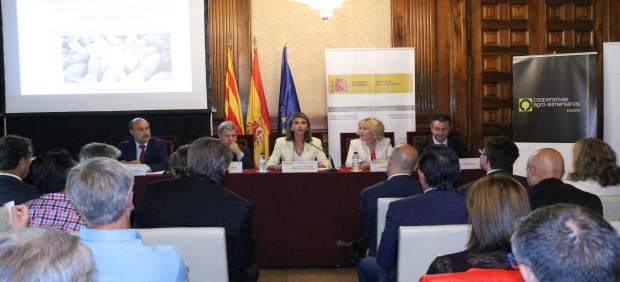 La Delegada Del Govern A Catalunya Inaugura El Seminari Sobre Reptes Del Sector