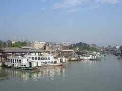 Barisal, en Bangladesh