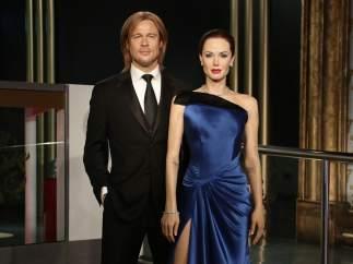 Brad y Angelina juntos