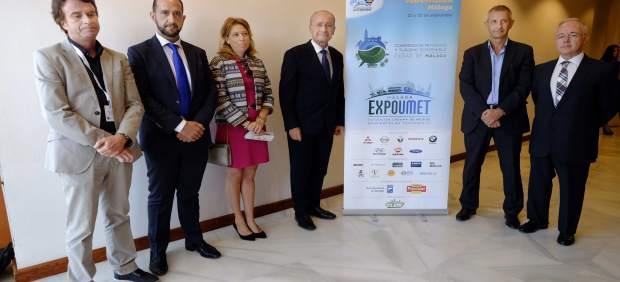 De la Torre en la inauguración del I Congreso de Movilidad y Turismo Sotenible