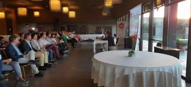 AJE organiza una jornada en Caravaca de la Cruz