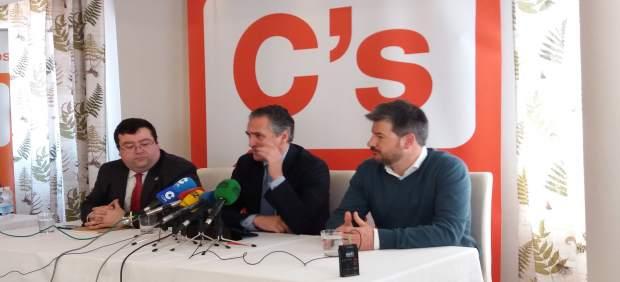 Luis Pacho, Luis Zaragoza y Sergio García