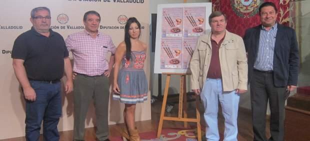 La Diputación presenta la Feria de Artesanía y Gastronomía de Traspinedo
