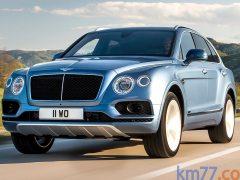 Bentley Bentayga, uno de los todoterreno más potentes del mercado