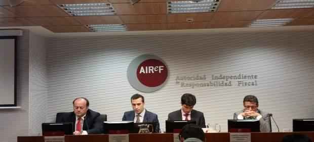 Observatorio de deuda pública de la AIReF