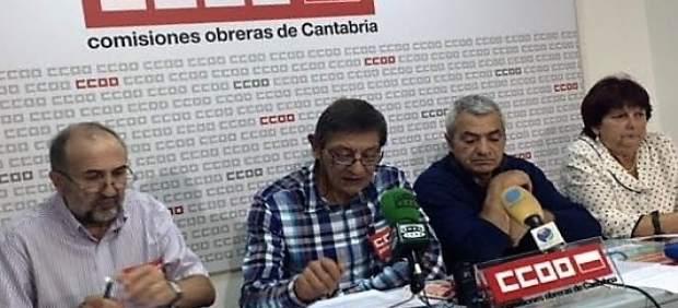 Campaña de CCOO sobre la defensa de las pensiones