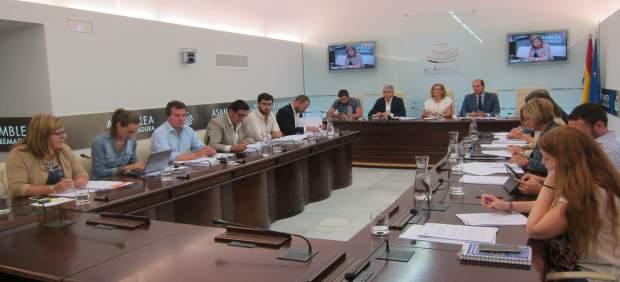 Comisión Acorex y Caja Rural