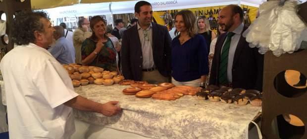 Hinojosa, Cobo y Hueso en Alcalá Muestra 2016.