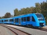 El primer tren de pasajeros impulsado por pilas de hidrógeno