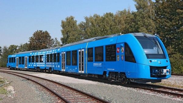 De El Impulsado Pasajeros Por Primer Pila Hidrógeno Tren N8wOkXn0P
