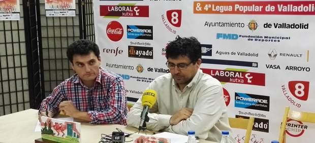Presentación de la XXVIII Media Maratón de Valladolid