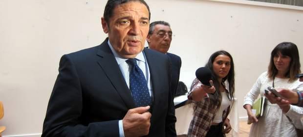 El consejero Sáez Aguado en Salamanca.