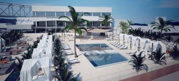Imagen del proyecto del Café del Mar