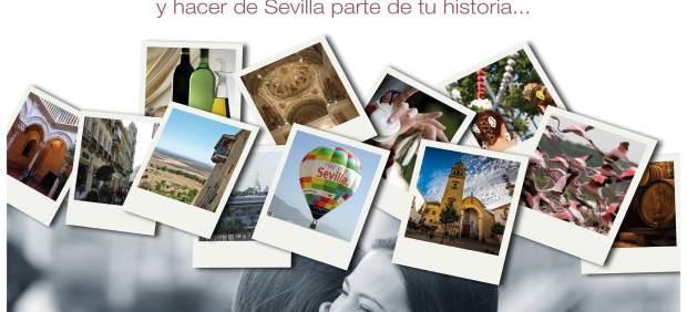 Cartel del Día Mundial del Turismo.