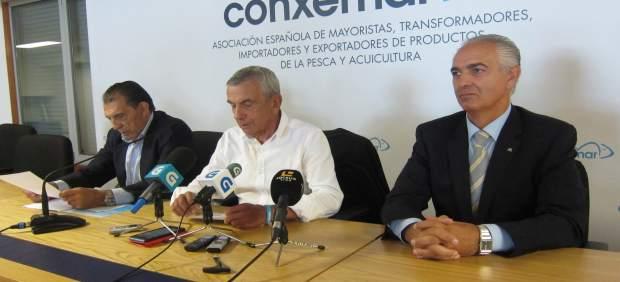 Presentación de Conxemar en Vigo.