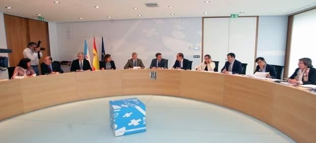 Consello de la Xunta del 22 de septiembre de 2016.