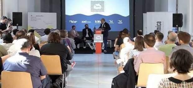 Acto de inauguración del 'Cuarto Encuentro Nacional de Asociaciones de Diseño'