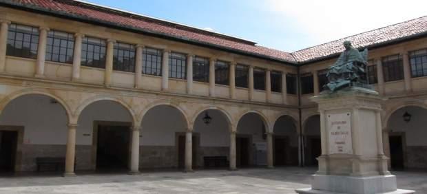 Edificio Histórico Universidad de Oviedo