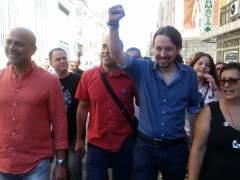 """Iglesias (Podemos): """"Nuestro país ya no se entiende sin Podemos"""""""