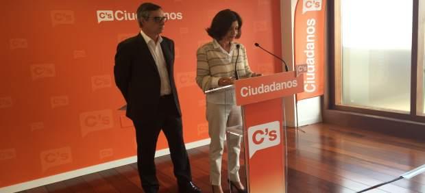 """CIUDADANOS (C's)   CRISTINA LOSADA (C´S): """"Estaremos En El Parlamento De Galicia"""