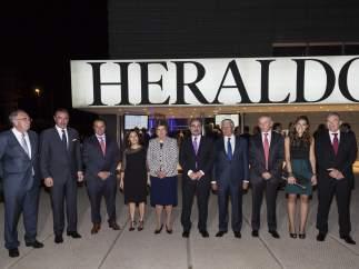 Gala de los Premios Heraldo 2016