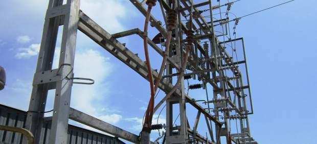 Subestación eléctrica de Endesa