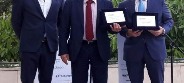 Endesa y Nissan reciben un premio