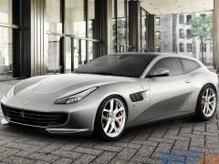 Ferrari GTC4Lusso: hasta 335 kilómetros por hora