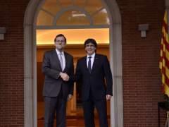 Puigdemont y Rajoy coincidirán este viernes en un acto en Oporto