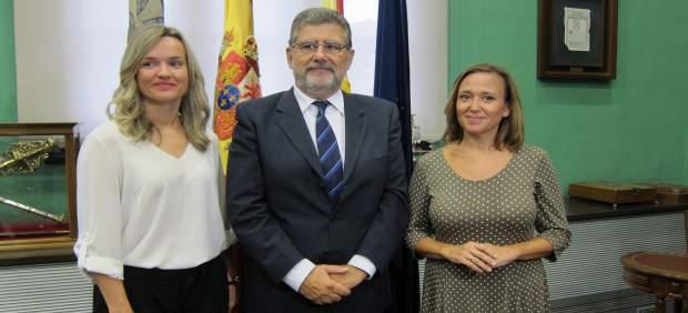 Reunión entre el Gobierno de Aragón y la Universidad de Zaragoza
