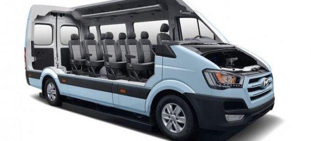 Hyundai H350 Fuel Cell