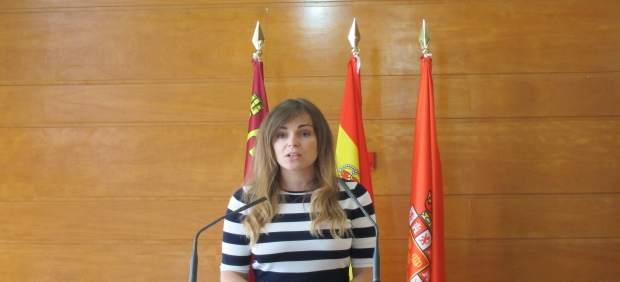 La portavoz del Equipo de Gobierno, Rebeca Pérez