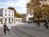 Proyecto de Calatrava en Zurich