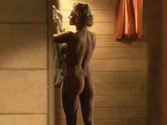 Pamela Anderson se desnuda en su nueva película