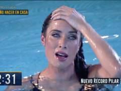 La dura prueba de Pilar Rubio en 'El Hormiguero'