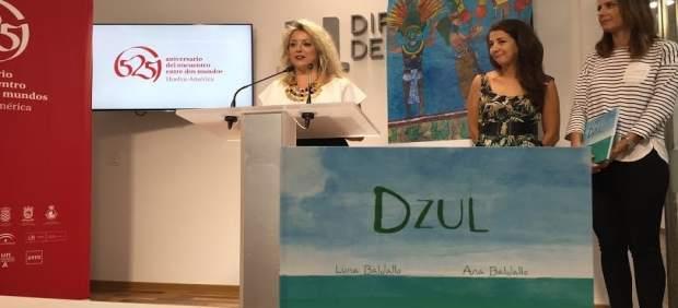 Presentación del libro 'Dzul' de la Diputación de Huelva.