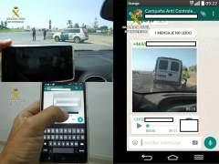 La Guardia Civil investiga un grupo de 'WhatsApp' por delitos de odio