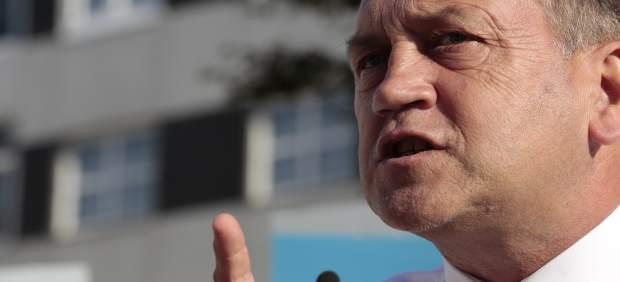 Xoaquín Fernández Leiceaga, candidato del PSdeG #25S
