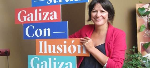 Ana Pontón, portavoz nacional del BNG y candidata a la Xunta