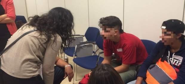 Nota De Prensa SAMU Acoge En Su Centro De Motril 7 Menores Refugiados