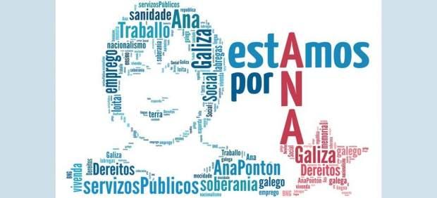 Mensaje final de campaña de Ana Pontón (BNG).