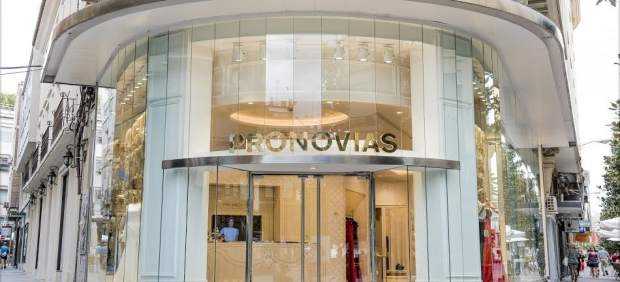La nueva tienda de Pronovias en Córdoba