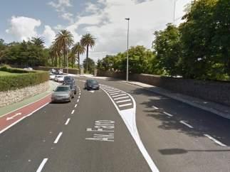 Avenida del Faro