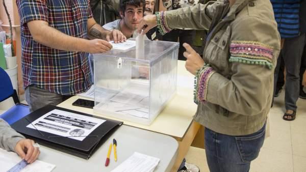Elecciones en el País Vasco