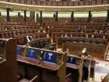Imagen del hemiciclo del Congreso de los Diputados.