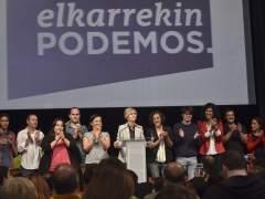 """Zabala dice que el reto de Podemos será articular una """"mayoría social nueva"""""""